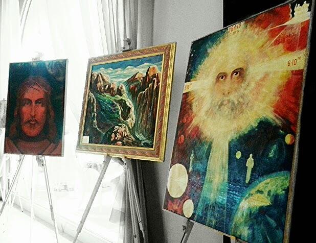 Fedor Suskov paintings