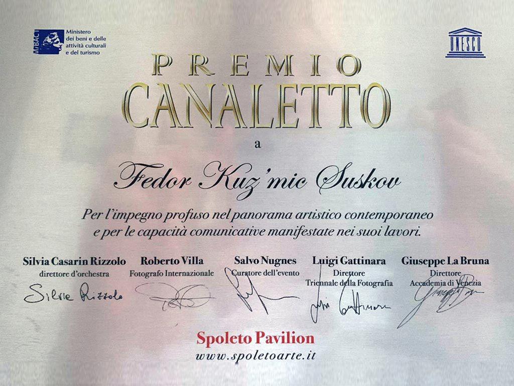 Premio Canaletto Venezia