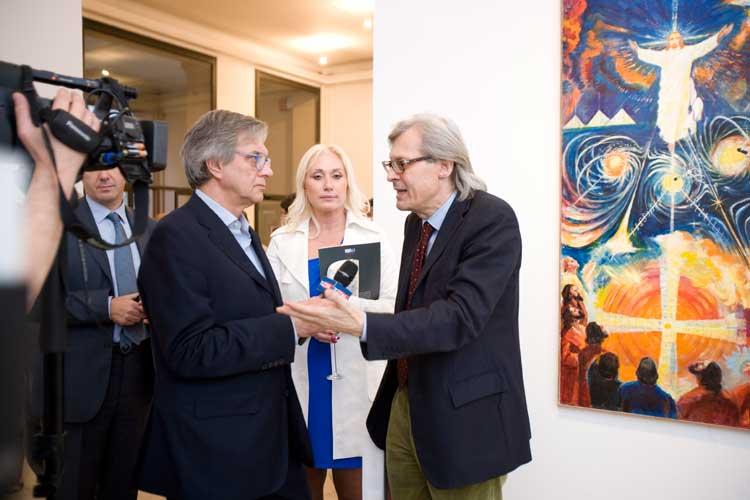 Fedor Kuz'mic Suskov, Permanente, Milano 2011
