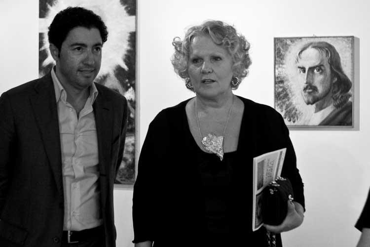 """Suskov - Mostra """"arte e Stato"""", Padova 20-09-2011"""